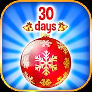 Christmas Countdown Live Wallpaper APK