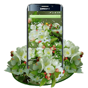 Beautiful Water Drop Romantic Love Theme APK