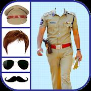 Men Police Suit Photo Editor - Men Police Dress APK