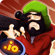 Gunners.io - 3D Shooting Game APK
