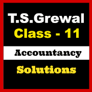 Account Class-11 Solutions (TS Grewal) APK