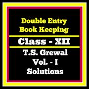 Account Class-12 Solutions (TS Grewal Vol-1) APK