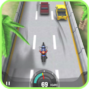 Moto Racing 3D Game APK