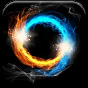 Fire & Ice Live Wallpaper APK