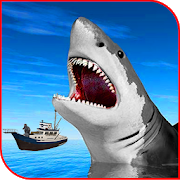 Shark Attack Blue Whale 3D Adventure Game 1.1 Android Latest Version Download