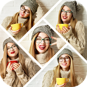 Auto Collage Photo Grid Maker , Pics Frame Editor APK