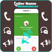 Incoming-Caller Name Announcer and talker APK