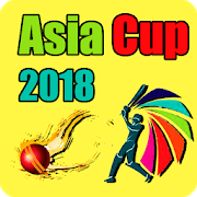 asia Cup 2018 Live : Score, Tv, Schedule And info APK