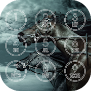 Wild Horses Lock Screen APK
