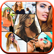 Photo Grid Pic Editor Collage APK