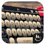 3D Metal Piano Keys Keyboard Theme APK