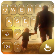 Father's Day Keyboard Theme APK