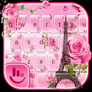 Rose Paris Keyboard Theme APK
