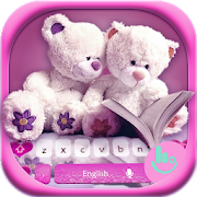 Lovely Bear Keyboard theme APK