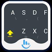 TouchPal Droid L Yellow Theme APK