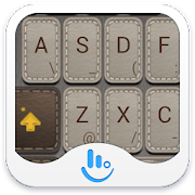 TouchPal Leather Theme APK