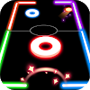 Finger Glow Hockey APK