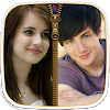 Couple Photo Zipper LockScreen APK