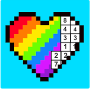RAINBOW Color by Number - 2D & 3D Pixel Art 1.0.7 Android Latest Version Download