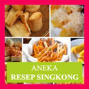 Resep Singkong APK