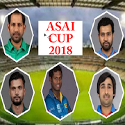 Schedule for ASIA CUP 2018 - live score Asia cup APK