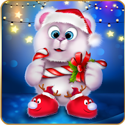 Cute Christmas Live Wallpaper APK