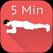 5 Min Plank Workout Free APK