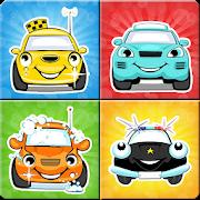 Cars memory game for kids APK
