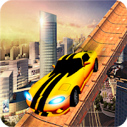 Mega Ramp Car Racing Stunts – Vertical Ramp 2018 APK