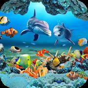 Fish Live Wallpaper 3D Aquarium Background HD 2018 APK