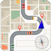 GPS Route Finder with Maps APK