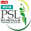 PSL Schedule 2018 - Pakistan Super League APK