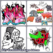 DIY Graffiti Design Ideas APK