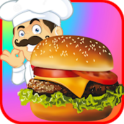 Fast Food Restaurant Burger Mania Cooking Games APK