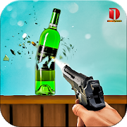 Real Bottle Shooting Free Games APK