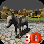 Donkey Road Crossing APK