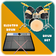 Electro Drum Pad and Drum Set APK