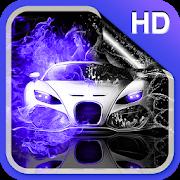 Neon Cars Live Wallpaper HD APK