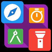 Smart Tools : Compass, Calculator, Ruler, Bar Code APK