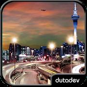 Night City Live Wallpaper HD APK