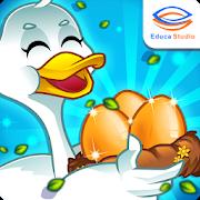 Cerita Anak: Angsa dan Telur Emas APK