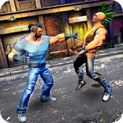 Real Kung Fu Fight: Boxing Fighting Games 2018 APK