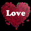 Love Emoji Keyboard Sticker APK