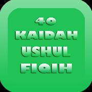 Qoidah Ushul Fiqih + Terjemah APK