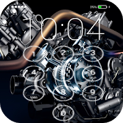 Engine Lock Wallpaper APK