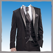 Stylish Man Suit Photo Studio APK