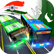 Pak Vs Indian Bus Race Simulator APK
