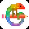 Pixel Art - Color by Number APK