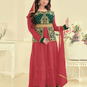 Anarkali Dress Photo Suit APK