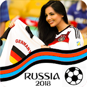 Fifa Photo Frame Editor New World Cup Russia 2018 APK